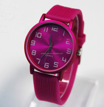 Manufacturer Watch 15 colors for Brand Manufacturer Silicon Watch