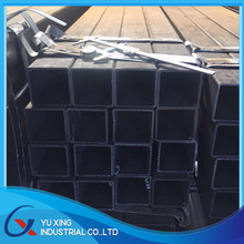Tianjin square rectangular pipe ! a500 grc 2 inch square tubing sch40 black