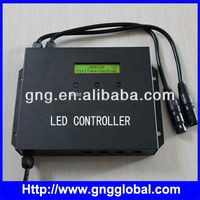 Shenzhen Supply LED DMX/IC Controller for Programmed LED Light with Free Software