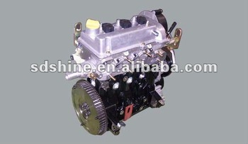 chery QQ engine,chery ACTECO 372 engine , 372-BJ1000410