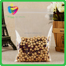 YiWu Clear high quality different size all purpose recyclable grocery packing plastic ldpe ziplock bag