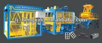 Automatic Hollow Blocks and Bricks Production Line (HQTY6-15)