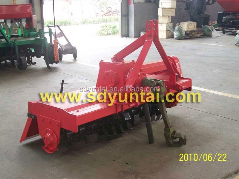 Agricultural machinery kubota tractor rotary tiller for sale