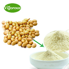100% pure natural high quality Soybean Extract 80% soy isoflavones