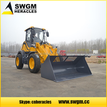 HR920H With EPA CE GOST ISO certificate Mini Wheel Loader/mini skip loader truck