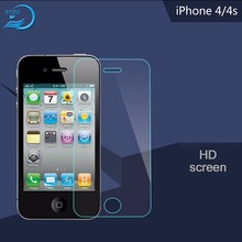 Durable Nano 9H 2.5D Anti-Scratch Screen Protector For Iphone 4