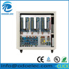 compensator servo controlled voltage stabilizer circuit