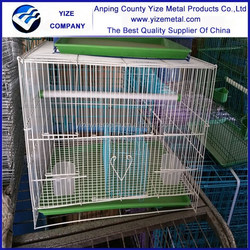 Good sale stainless steel durable bird cage for bird application