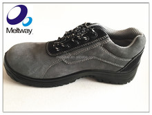 Men toe caps safety shoes