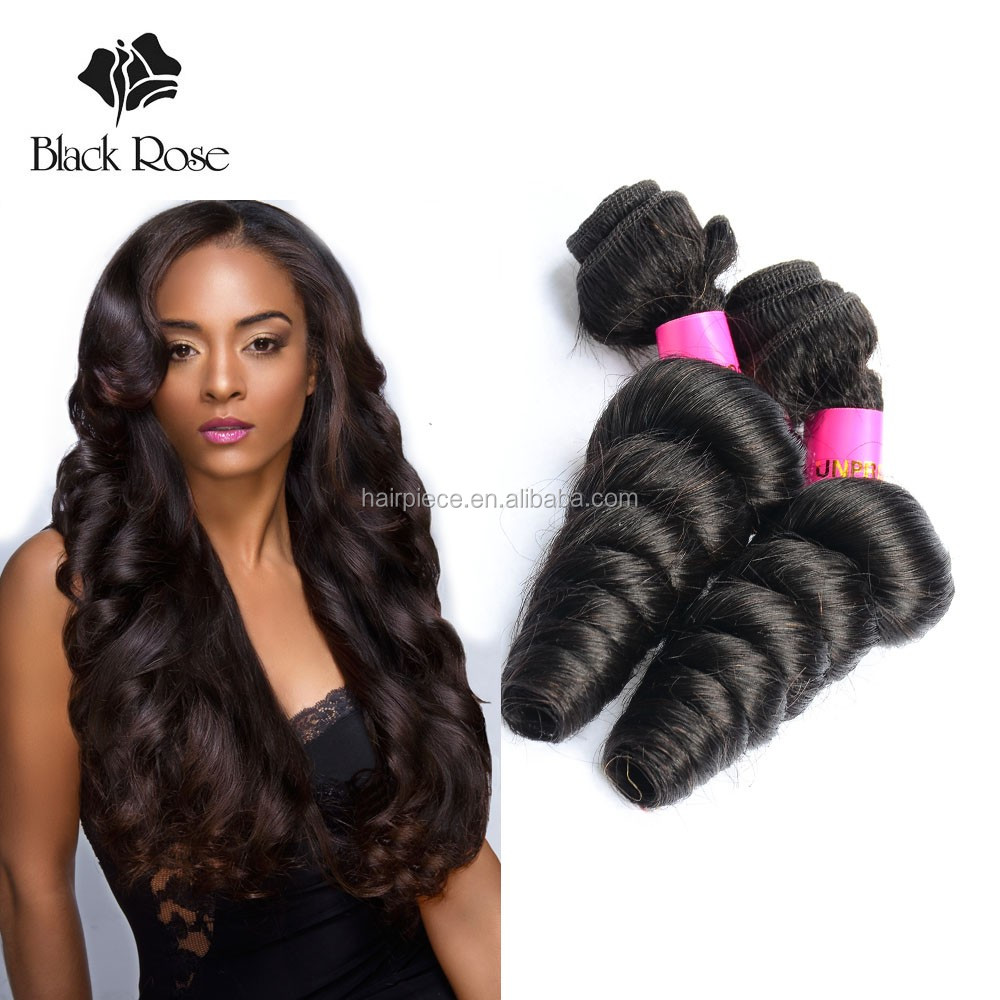Hot!! Good quality Malaysian virgin hair, machine made weft, tangle and shedding free virgin Malaysian loose body wave hair