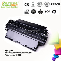 Wholesale Toner Cartridges C4127X Toner Cartridge FOR USE IN HP 4000/4000T/4000N/4050 (PT4127X)