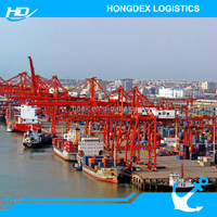 freight forwarder lowest price sea shipping service to dubai