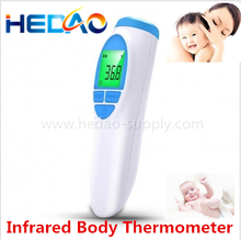 Baby Adult Body Ear Forehead IR Infrared Digital fever Thermometer