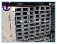Hot Dipped Galvanized Channel Steel