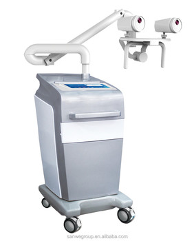 Red Laser Treatment for Breast,Gynecology Breast Therapy Instrument,Mammography Treatment Machine