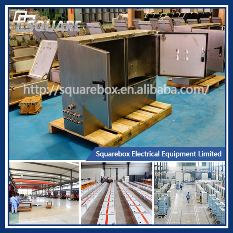 Types of electrical Junction Cabinet Floor Standing Cabinet