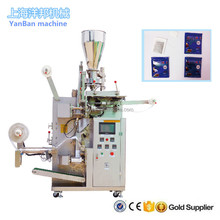 YB-180C High quality automatic loose leaf tea bag packing machine price 0086-18321989150