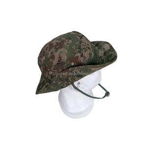Woodland Camo Boonie Hat Wholesale bf9e9cde22db