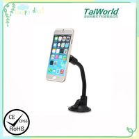 2016 Hot Selling Gooseneck Magnetic Car Windshield Mount,Dashboard Stand Magnetic Holder for Smart Phone