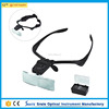 NO.9892B Multiple Lens Eyelash Extension Headband Magnifier With LED Light