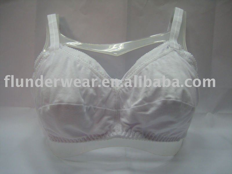 100% cotton Nursing bra underwear