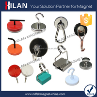 Super Strong Permanent Decorative Magnetic Hooks