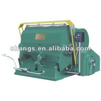 semi automatic die cutter punch