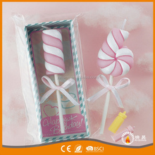 China Factory Fancy Marshmallow Number Birthday Party Candles