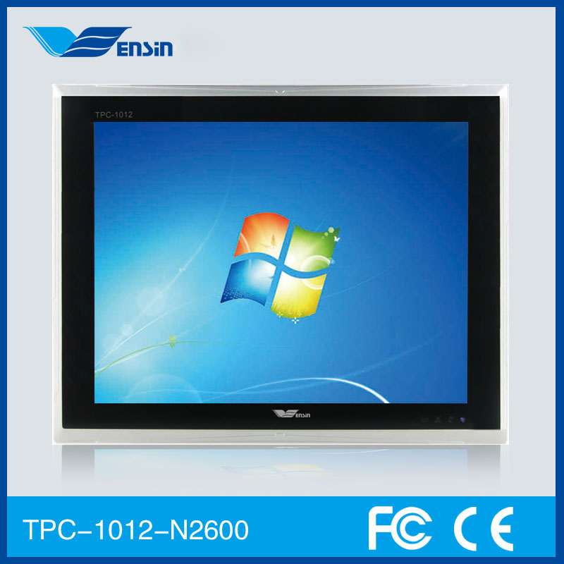 Top Quality Customized Inch TPC-1012-N2600 Tablet PC Without Fan