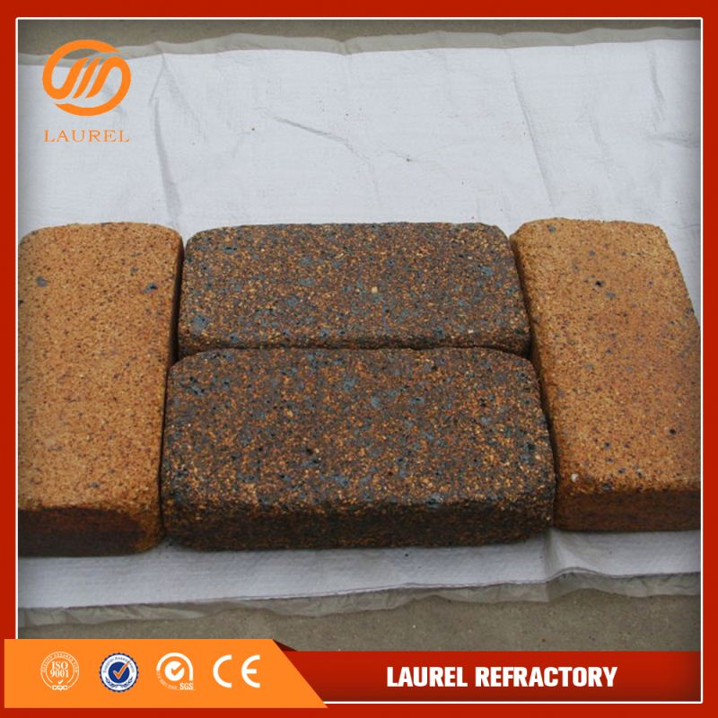 widely used natural gray street paving bricks