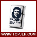 Cheap wholesale lighter, sublimation coated custom metal lighter