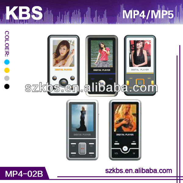 High quality Built-in loudspeaker and 4C battery free movies/music videos download mp4