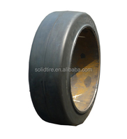 ANair Press-on Solid Tire 16x6x10.5, for Forklift and other industrial
