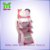 Store retailed costom corrugated cardbaord cosmetic display stand/ make up mac cosmetic display stand