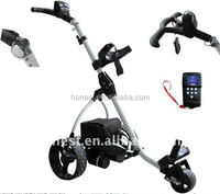 2015 Custom Made Remote Control Electric Golf Trolley with USB port HMR-2011