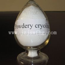 China Made High Purity Synthetic Cryolite