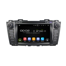 "Lower price 8"" LCD-TFT touch screen GPS Navigation 2 din car DVD player for Mazada 5 /Premacy 2009-2012"