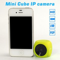 Latest Wifi Mini IP Camera HD 720P Support Iphone and Andriod Phone