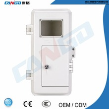 402*231*114mm KG - SMC single phase outdoor electric meter box
