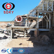Cheap stone crushing plant belt conveyor Move easily gravel stone crushing plant convenient to maintain mobile Crusher Plant