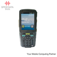Programmable SDK Windows Mobile/Android PDA IP65 handheld terminal support Barcode scanner/RFID Reader/Printer