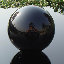 Wholesale Colorful Black Crystal Sphere For Guest Souvenir Gift