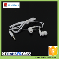 Cheap promotional ear phone with high quality stereo sound