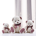 Factory Customize Cute Teddy Bear Plush Toy With Soft plush bear with scarf