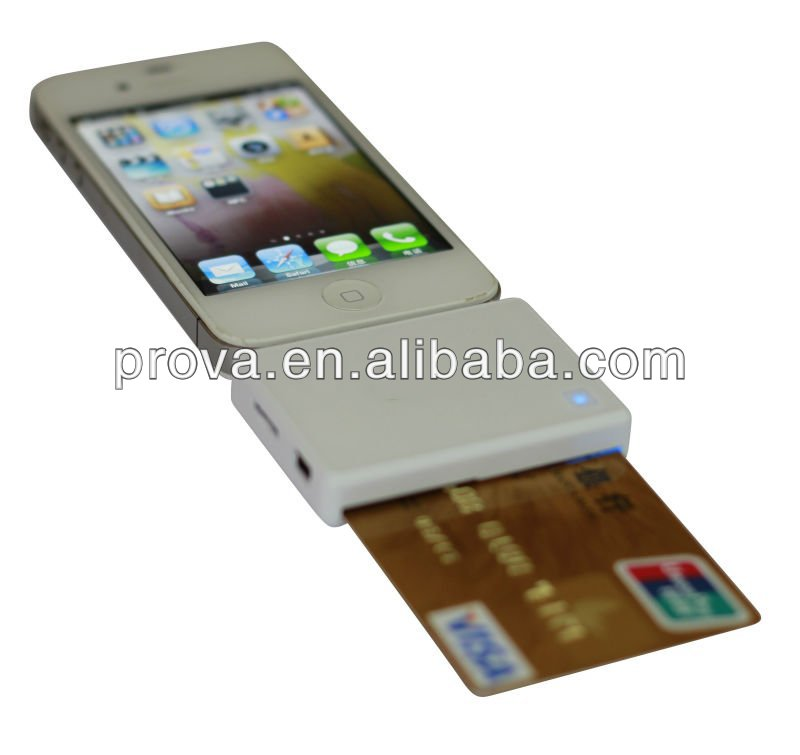 chip card reader for IOS/apple mobile phones