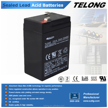 6V4ah storage Battery For Electric scale