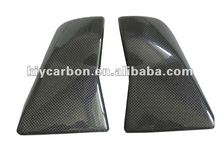 Carbon fiber motorcycle airbox cowl for Kawasaki