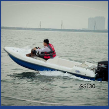 Gather User-Friendly Hot Selling Made In China Fiberglass Catamaran Boat