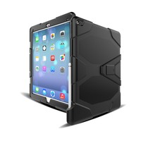 High Impact Resistant Hybrid case for iPad pro with kickstand