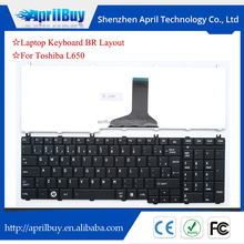 Keyboard for Toshiba C650 L650 BR layout NSK-TN0SV